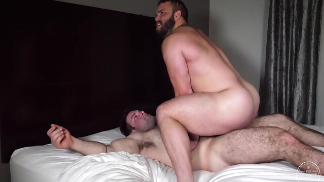Straight and buff.. amateur gay bareback videos