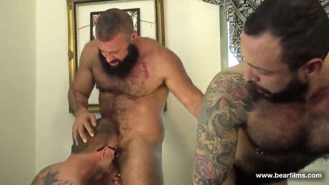 Julian Torres, Tony.. bareback gay bear videos