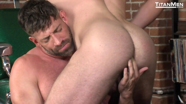TM - Beards bareback gay big cock videos