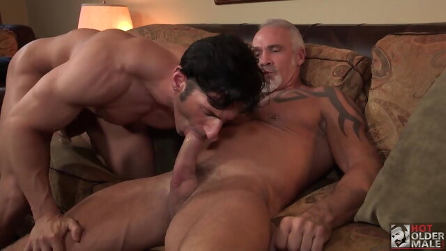 Dallas Steele and Sir.. bareback gay daddy videos