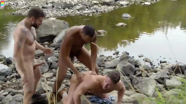 Into The Woods bareback gay big cock videos