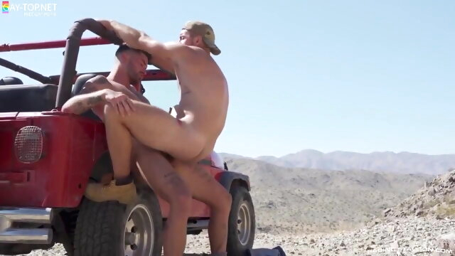 MAXIMUM TORQUE bareback gay big cock videos