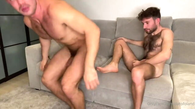 Dato Foland & Charly.. amateur gay bareback videos