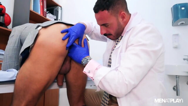 MAP - Rectal Examination bareback gay big cock videos