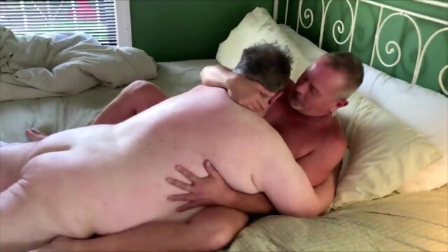 Chub Bear Fucked.. bareback gay bear videos