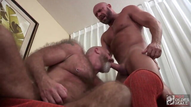 Knox and Mack Austin.. bear gay daddy videos