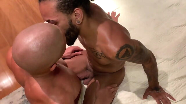 Aaron Chu and Andy.. black gay asian videos