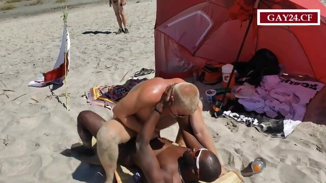 Amateurs fucking in.. beach gay big cock videos