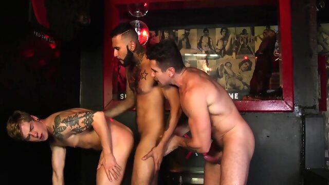 Saddle Up 02 brunette gay hd videos