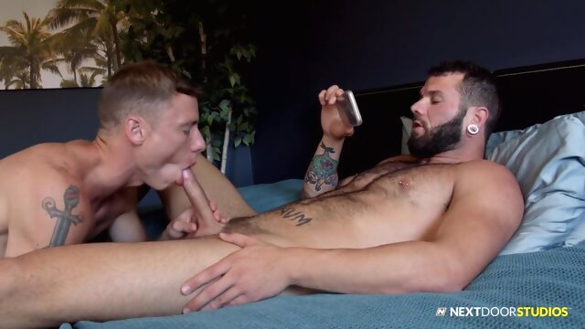 Stepbrothers Hottest.. brunette gay deepthroat videos
