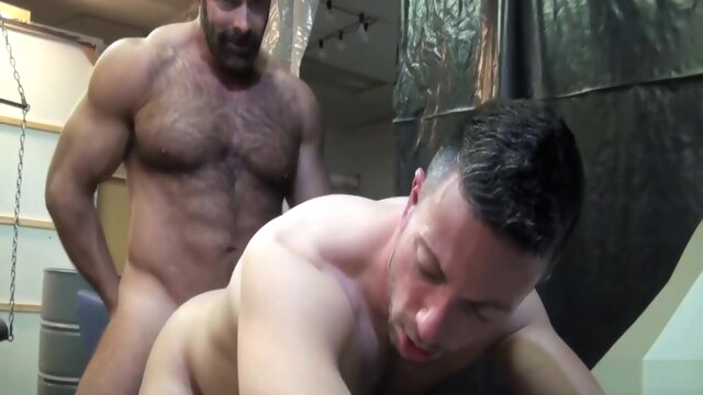 Brad Kalvo and Nick.. bareback gay big cock videos