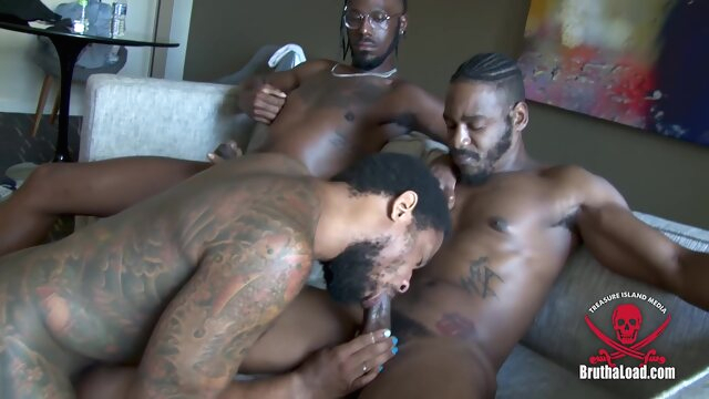 Sit Back, Relax, And.. black gay cumshot videos