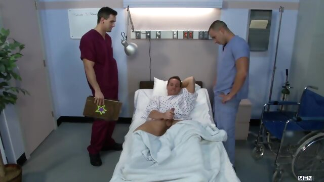 Lewd Patient (chris.. bareback gay cumshot videos