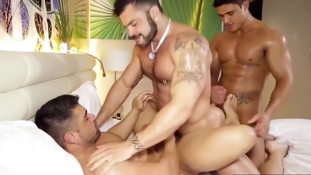 Latino Power Fuck big cock gay blowjob videos
