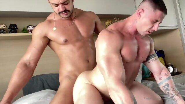 Andres & T.M. II fucking gay brazilian videos