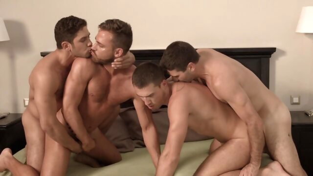 Dato & Friends Foursome gay gay hd videos