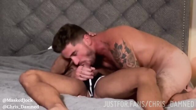 I'll Be Damned! gay anal gay buttfuck videos